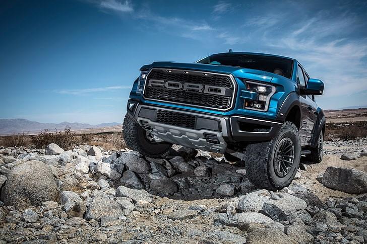 Ford Pickup Truck HD Desktop Wallpaper