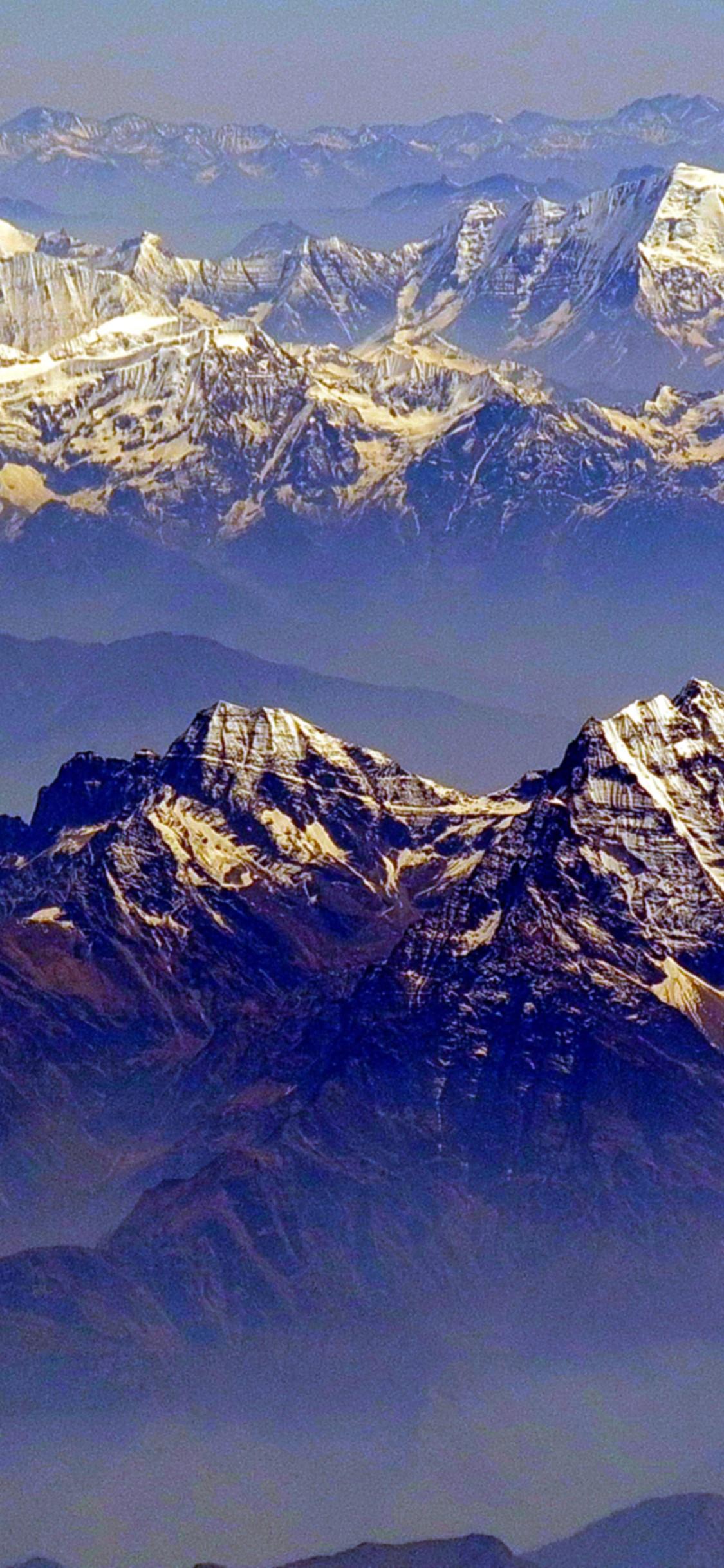 Himalaya iPhone 12 4K Wallpaper