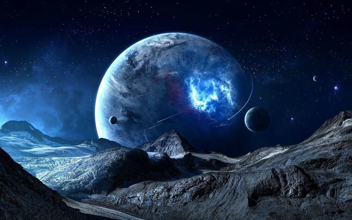 Space Wallpaper Planet Earth