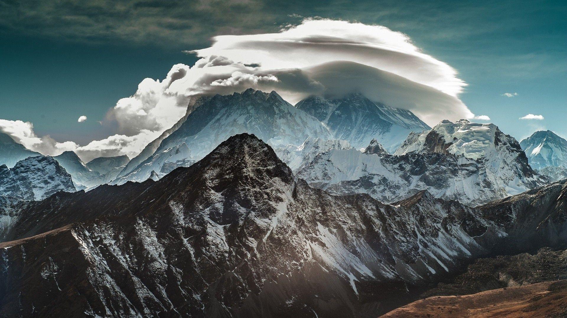 Tibet Himalaya 4K Background