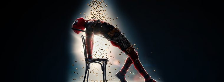 Deadpool 2 4K Background Image